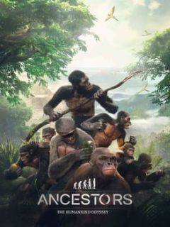 Cover Ancestors: The Humankind Odyssey