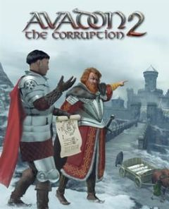 Cover Avadon 2: The Corruption