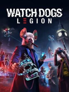 Cover Watch Dogs Legion