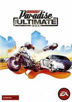 Cover Burnout Paradise: The Ultimate Box