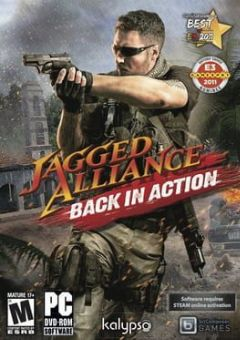 Cover Jagged Alliance: Back in Action