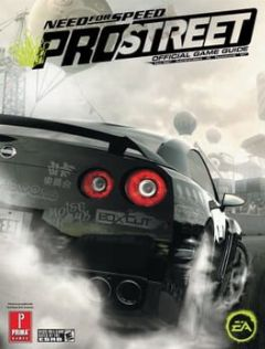 Cover Need for Speed: ProStreet
