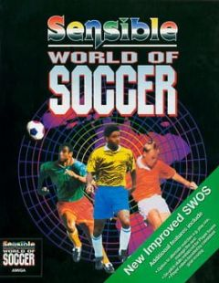Cover Sensible World of Soccer