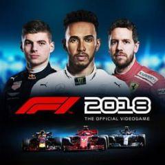 Cover F1 2018