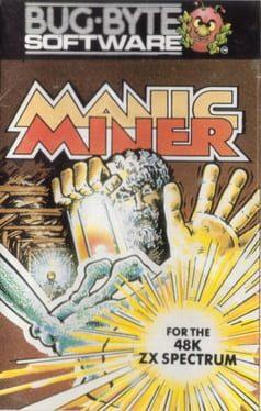 Cover Manic Miner