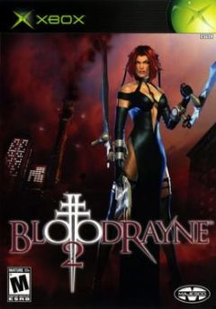 Cover BloodRayne 2