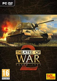 Cover Theatre of War 2: Kursk 1943