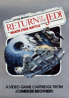 Cover Star Wars: Return of the Jedi – Death Star Battle