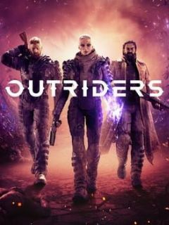 Cover Outriders