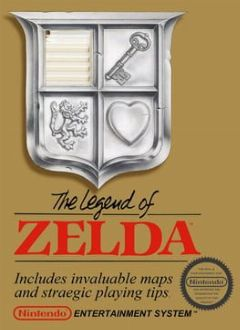 Cover The Legend of Zelda