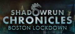 Cover Shadowrun Chronicles: Boston Lockdown
