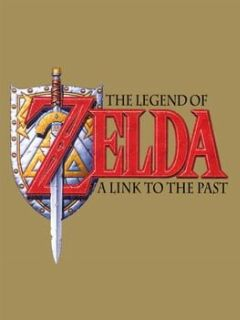 Cover The Legend of Zelda: A Link to the Past