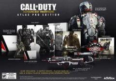 Cover Call of Duty: Advanced Warfare – Atlas Pro Edition