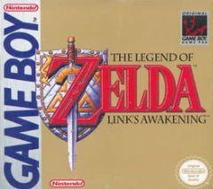 Cover The Legend of Zelda: Link's Awakening