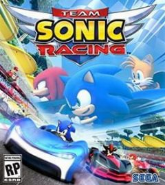 Cover Team Sonic Racing
