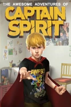 Cover The Awesome Adventures of Captain Spirit