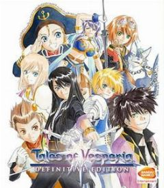 Cover Tales of Vesperia: Definitive Edition