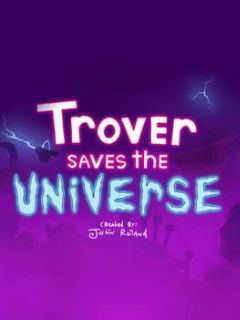 Cover Trover Saves the Universe