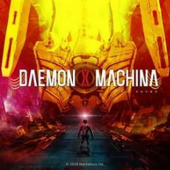 Cover Daemon X Machina