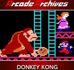 Cover Arcade Archives DONKEY KONG