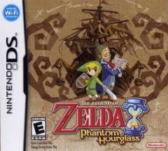 Cover The Legend of Zelda: Phantom Hourglass