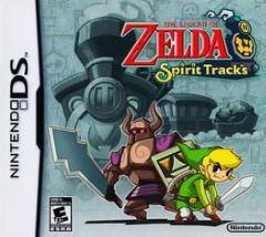 Cover The Legend of Zelda: Spirit Tracks