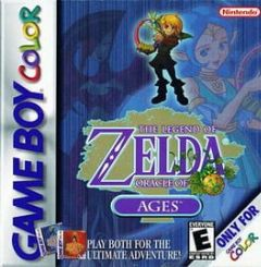 Cover The Legend of Zelda: Oracle of Ages