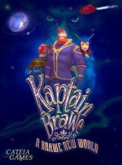 Cover Kaptain Brawe: A Brawe New World