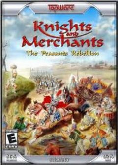 Cover Knights and Merchants: The Peasants Rebellion