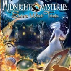 Cover Midnight Mysteries 2: Salem Witch Trials