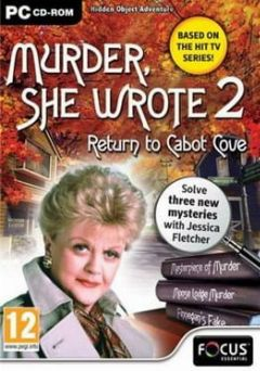 Cover Murder She Wrote 2: Return to Cabot Cove