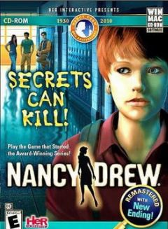 Cover Nancy Drew: Secrets Can Kill Remastered