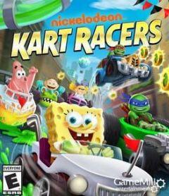 Cover Nickelodeon Kart Racers