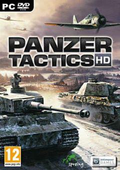 Cover Panzer Tactics HD