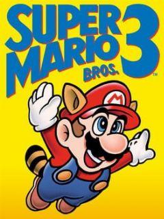 Cover Super Mario Bros. 3