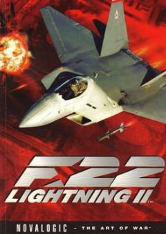 Cover F-22 Lightning II