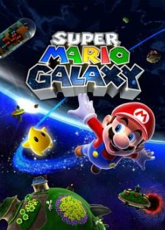 Cover Super Mario Galaxy