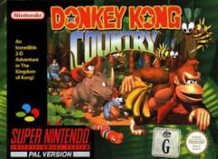 Cover Donkey Kong Country