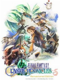 Cover Final Fantasy Crystal Chronicles Remastered Edition