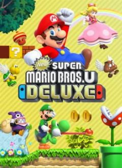 Cover New Super Mario Bros. U Deluxe