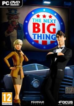 Cover The Next Big Thing