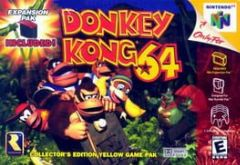 Cover Donkey Kong 64