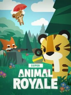 Cover Super Animal Royale