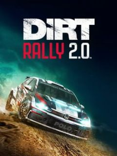 Cover DiRT Rally 2.0