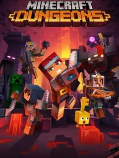 Cover Minecraft: Dungeons