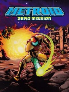 Cover Metroid: Zero Mission