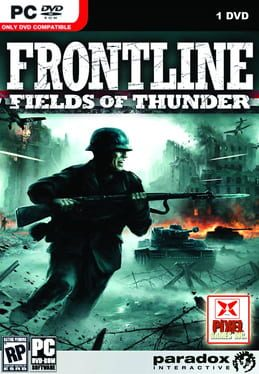 Cover Frontline: Fields of Thunder