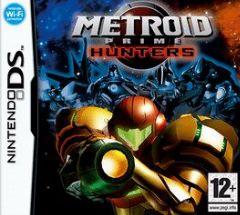 Cover Metroid Prime Hunters