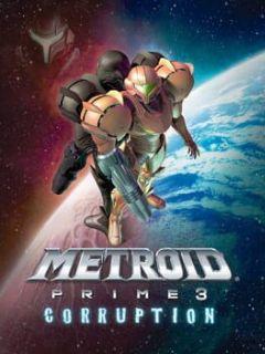 Cover Metroid Prime 3: Corruption