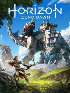 Cover Horizon: Zero Dawn